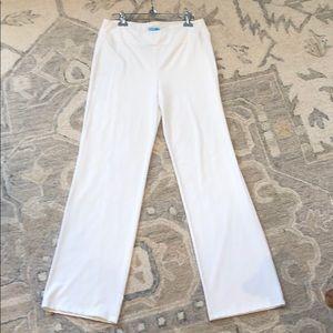 I. McLaughlin white pants